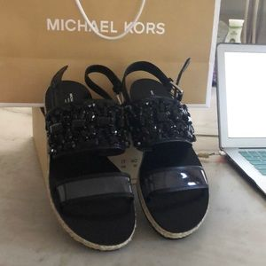 Michael Kors resort collection sandals